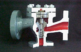 Automatic Recirculating Valves