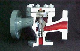 Automatic recirculating valves