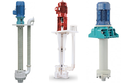 centrifugal pumps Sump