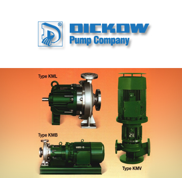 Magnetic Drive Pumps in Calgary by Dickow Pump Company