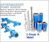 Aftermarket Replacement Pump Parts