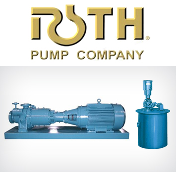 Regenerative Turbine Pumps by Roth Pump Company