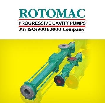 Rotomac Progressive Cavity Pumps