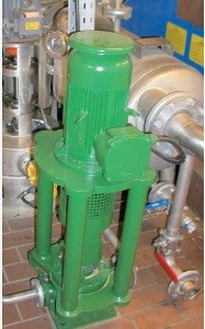 Inline-Pumps Type NCV/NCVL