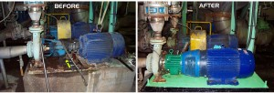 EnviroPump and Seal VIT Series Power Frame Upgrades