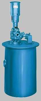 Underground Condensate Pump Stations