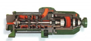 Side-channel Pumps Type SCM