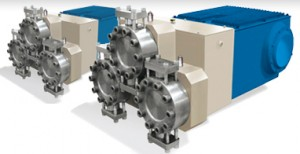 Process Diaphragm Triplex Pumps