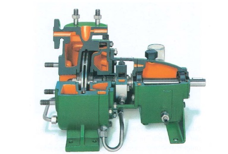 Centrifugal Pumps Type NCL