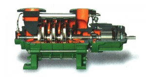 Multistage Centrifugal Pumps Type HZSM/HZSMA