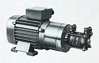 Side-channel Pumps with Magnetic Drive Type WPM