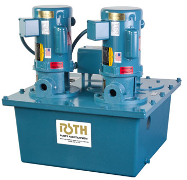 Condensate Pump Transfer Stations