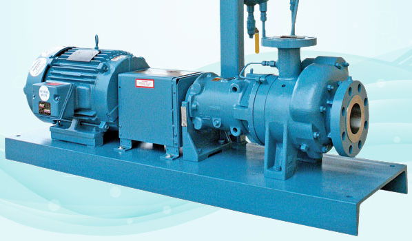 Low NPSH Chemical Pump