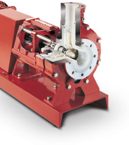CHEM-GARD® Horizontal Centrifugal Pumps