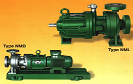 Centrifugal Pumps Process
