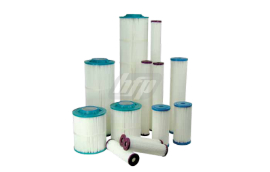 Poly-Pleat Series Filter Cartridges