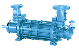 Roth: High Pressure, Low NPSH, Multi-stage Chemical Pumps