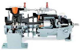 Centrifugal Pumps Hot Oil Pumps