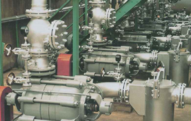 Centrifugal Pumps Multi-Stage
