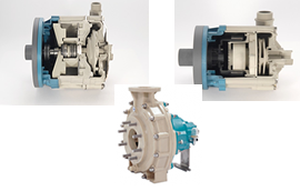 Mechanical Sealed or Sealless Pumps