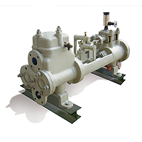 Vesuvio 42.00 Series: Piston pump