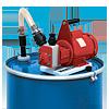 peristaltic pumps drum pump