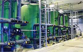 Produced/Waste Water Treatment