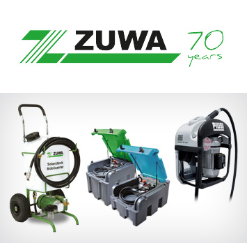 multi purpose stainless steel pumps in calgary by ZUWA Germany