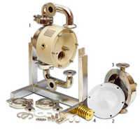sanitary pumps aodd diaphragm pumps