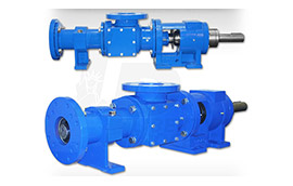 E012G1L Sludge and Sludge Dewatering PC Pump