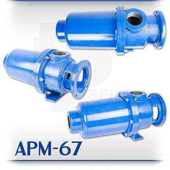 American - APM-67