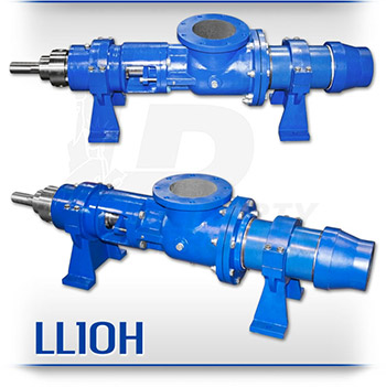LL10H Wastewater Treatment Process PC Pump