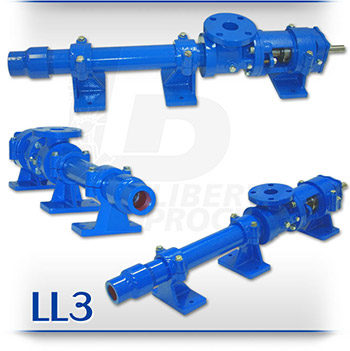 LL3 Adhesives and Liquids PC Pump