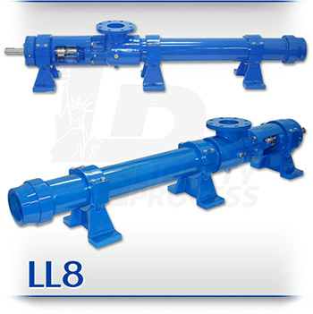 LL8 Drilling Mud and Slurry PC Pump