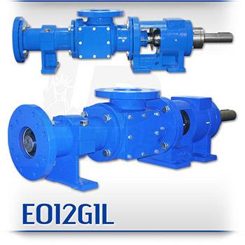 E012G1L Sludge and Sludge Dewatering PC Pump