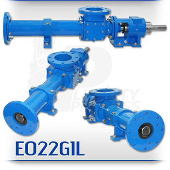 E022G1L Digester and Chopper Transfer PC Pump