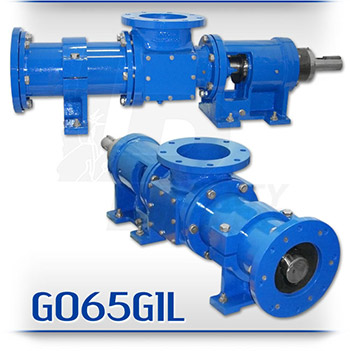 G065G1L Waste Activated Sludge PC Pump