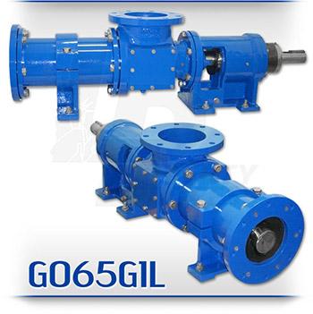 G065G1L Waste Activated Sludge PC Pump