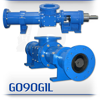 G090G1L Return Activated Sludge (RAS) PC Pump