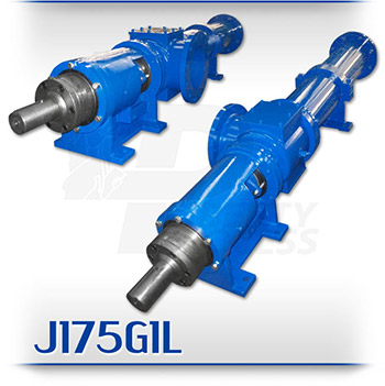 J175G1L Heavy-Duty Sludge and Mixed Biosolids PC Pump