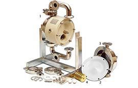 Tapflo Sanitary Pumps