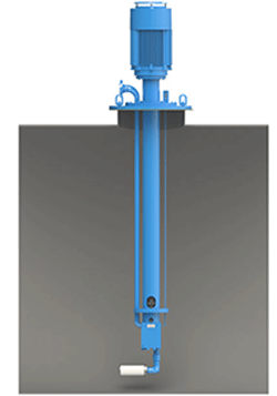 High Pressure Vertical Pumps
